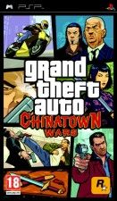 GTA: Grand Theft Auto: China Town Wars (PSP)