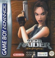 Tomb Raider: The Prophecy Русская Версия (GBA)
