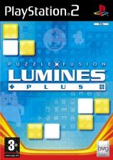 Игра Lumines Plus для Sony PS2