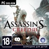 Assassin's Creed 3 (III) Русская Версия Jewel (PC)
