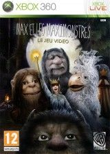 Where The Wild Things Are The Videogame (Xbox 360)