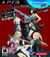 Игра No More Heroes: Heroes Paradise для PlayStation Move для PS3