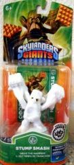 Skylanders Giants: Интерактивная фигурка White Flocked Stump Smash