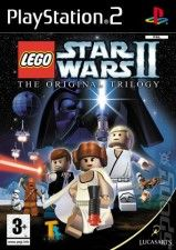 Игра Lego Star Wars II (2) The Original Trilogy для PS2