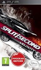 ���� Split Second ������� ������ ��� PSP