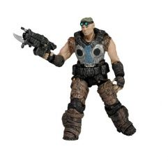 "Фигурка Дэймон Бэйрд ""Gears of War 3 3/4"" Series 1 - Damon Baird (Neca)"