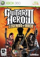 Guitar Hero 3 (III): Legends of Rock (Xbox 360)
