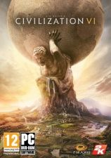 Sid Meier's Civilization 6 (VI) Русская Версия Box (PC)