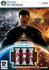 Empire Earth 3 (III) Русская Версия Box (PC)