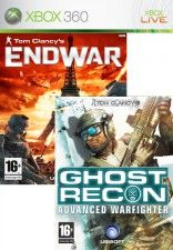 Игра Tom Clancy's EndWar для Xbox 360