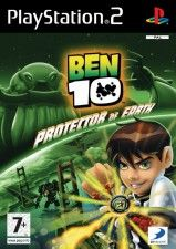 Игра Ben 10: Protector of Earth для Sony PS2