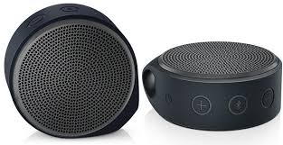 Портативная колонка Logitech X100 Mobile Wireless Speaker Серая 3DS/PS Vita/PSP/PC (PC)