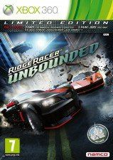 Ridge Racer Unbounded Limited Edition (Рус. Док.) (Xbox 360)