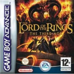 Lord of the Rings The Third Age (Властелин колец Средневековье) Русская Версия (GBA)
