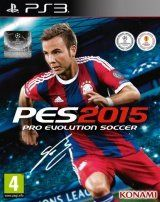 Pro Evolution Soccer 2015 (PES 15) ������� ������ (PS3)