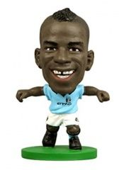 Фигурка футболиста Марио Балотелли Манчестер Сити Soccerstarz - Man City Mario Balotelli - Home Kit (73468)