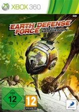 Earth Defense Force: Insect Armageddon (Xbox 360)