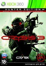 Crysis 3 Hunter Edition Русская Версия (Xbox 360)
