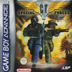 Ct Special Forces Русская Версия (GBA)