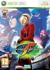 Игра The King Of Fighters XII для Xbox 360