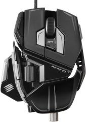 Мышь Mad Catz M.M.O.7 Gaming Mouse Gloss Black (PC)