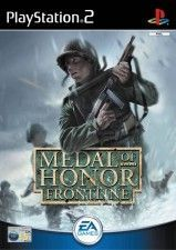 Игра Medal of Honor: Frontline для Sony PS2