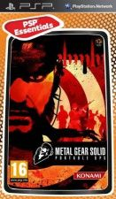 Metal Gear Solid: Portable Ops Essentials (PSP)