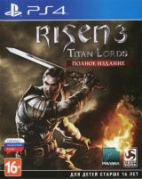 Risen 3: Titan Lords ������ ������� (Complete Edition) ������� ������ (PS4)