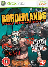 Borderlands Double Game Add-On Pack (Xbox 360)