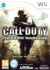 Call of Duty: Modern Warfare Reflex Edition (Wii)