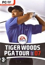 Tiger Woods PGA Tour 07 Box (PC)