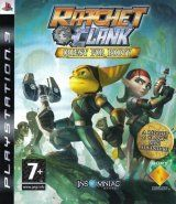 Игра Ratchet & Clank Future: Quest for Booty для PS3