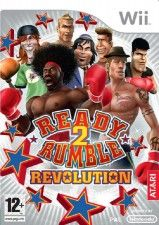 Игра Ready 2 Rumble Revolution для Nintendo Wii