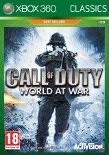 Игра Call of Duty World at War для Xbox 360