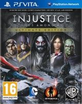 Injustice: Gods Among Us. Ultimate Edition (PS Vita)