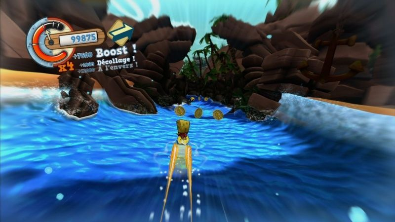 ������ SpongeBob's Surf and Skate Roadtrip ��� Kinect (Xbox 360) ��� Xbox 360