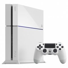 ������ Sony PlayStation 4 (500 Gb) White (�����) EUR. ����� ������ ����!
