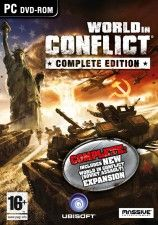 World in Conflict Complete Edition Русская Версия Box (PC)