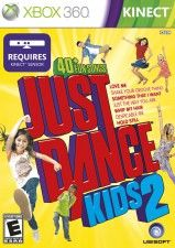 Just Dance Kids 2 ��� Kinect (Xbox 360)