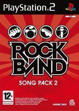 Rock Band: Song Pack 2 (PS2)