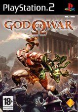 Игра God of War Platinum Рус. Док. для PS2
