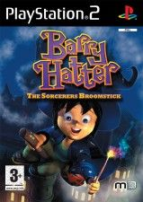 Billy the Wizard: Rocket Broomstick Racing (PS2)