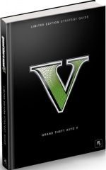 Купить Руководство Grand Theft Auto V Limited Edition Strategy Guide (PS3). Самая низкая цена!