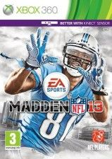 Madden NFL 13 � ���������� Kinect (Xbox 360)