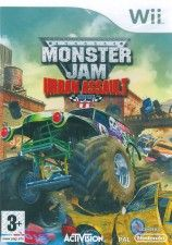 Игра Monster Jam: Urban Assault для Wii