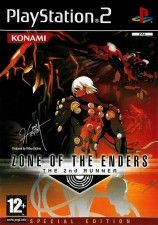Игра Zone of the Enders: The 2nd Runner Special Edition для Sony PS2