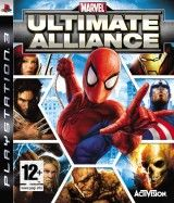 Игра Marvel Ultimate Alliance для Playstation 3