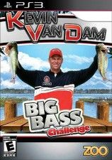Kevin Van Dam's Big Bass Challenge (PS3)