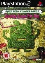 Игра Aqua Teen Hunger Force: Zombie Ninja Pro-Am для Sony PS2