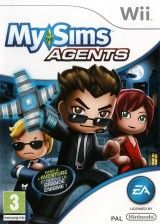 ���� My Sims Agents ��� Wii